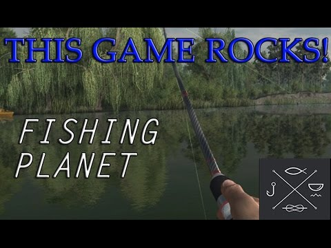 Fishing planet beta this game is awesome and relaxing for Fishing planet game