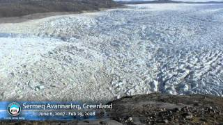 Glaciers Disappear...right now