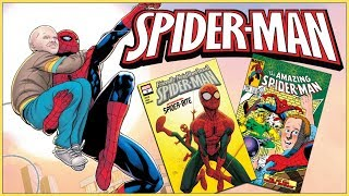 Spider-Man is for Children - SPIDER-BITE & THE KID WHO COLLECTS SPIDER-MAN