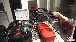 Visiting Oakley Store with 650S for New Sunglasses #liveyours [Lifestyle]