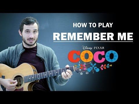 Remember Me (Disney's Coco) | How To Play | Guitar Lesson