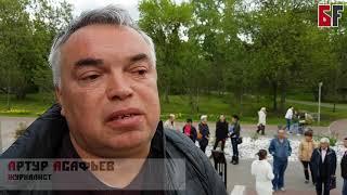 """Как отреагировали на """"смертьт""""и """"воскрешение"""" Аркадия Бабченко башкирские оппозиционеры и журналисты"""
