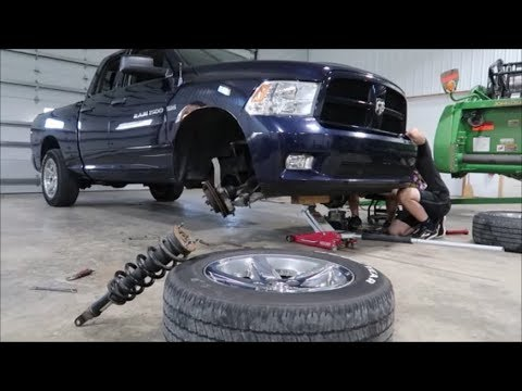 "2014-2019 Dodge Ram 2500 or 2013-2019 Dodge Ram 3500  2/"" inch Front Leveling Kit"