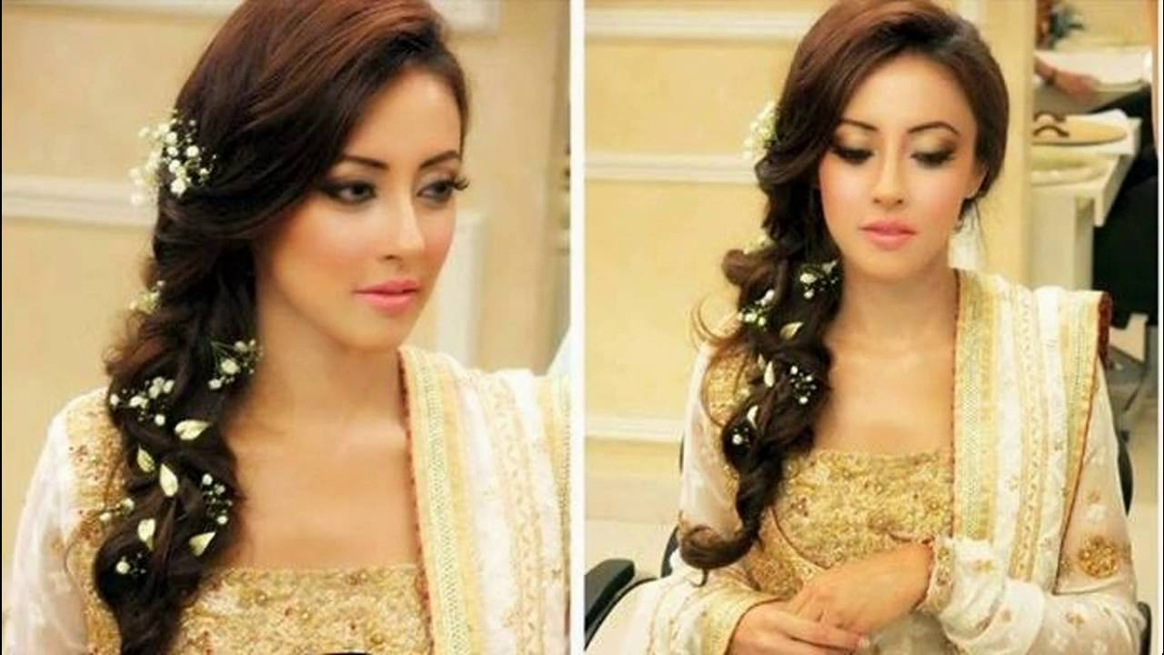 long hairstyles for engagement
