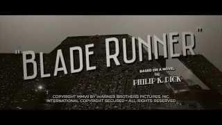 Blade Runner Trailer - Classic Noir thumbnail