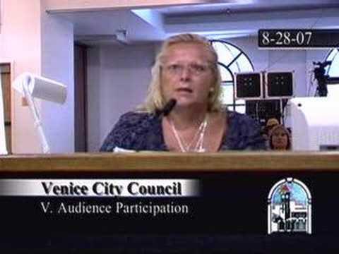 Susan Clark, Ernest Carter's Campaign Mgr.