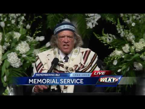 Muhammad Ali memorial: Rabbi Michael Lerner