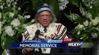 Muhammad Ali memorial: Rabbi Michael Lerner