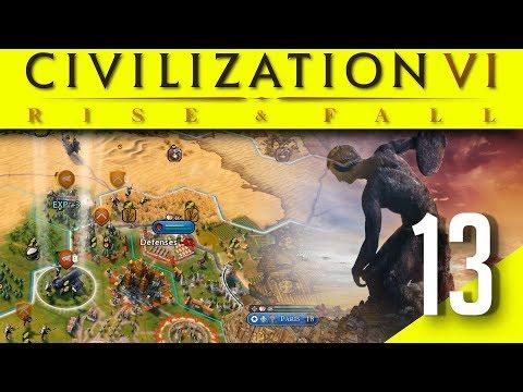 Civilization VI - Rise and Fall #13 : Avancé sur Paris