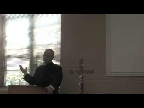 """""""The Magisterial Authority and Related Virtues"""" - Fr. Chad Ripperger"""