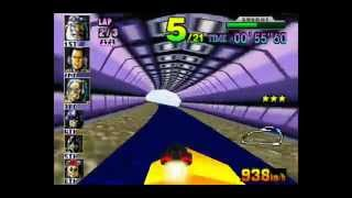 F-Zero X N64 King Cup master 60fps