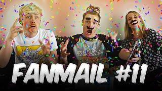 FANMAIL #11 - DIT IS LACHEN!
