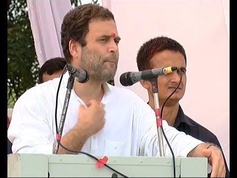 FULL SPEECH: Jhoot Sun-Sun Kar Vikaas Pagal Ho Gaya Hai, Says Rahul Gandhi