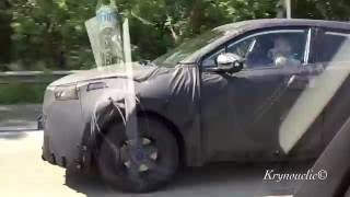 Car Camouflage ... Protoype ... New Toyota CHR Or Rav4 ...
