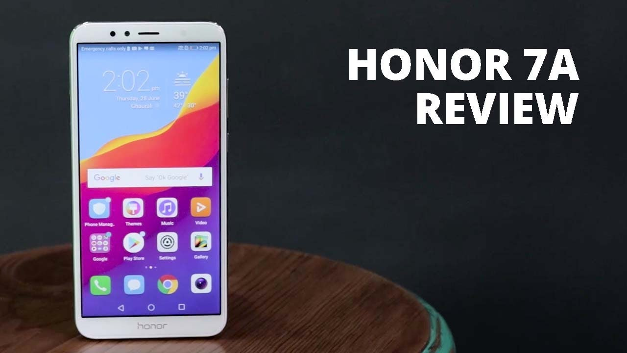 Honor 7A Review | Good-looking budget phone, but misses out on performance