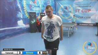 Талалай - Велиев. 9 января 2017 TT Cup