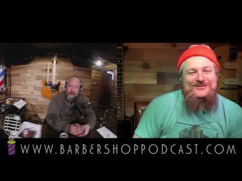 Barber Shop Podcast - B.A. Johnston - Live/Original Music