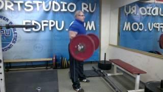 Тренинг бицепса. Георгий Зобач