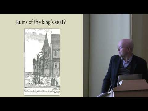 'The Kings' Chair' – The Royal Acclamation Tribune on Nidaros Cathedral Cemetery