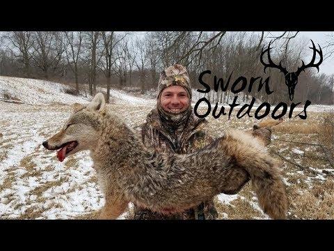 February 2018 Coyote Hunt!!!