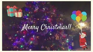 【 インプレッションVlog 】メリークリスマス‼︎/Merry christmas‼︎【実写映像・イラストアニメーション融合動画作品事例】