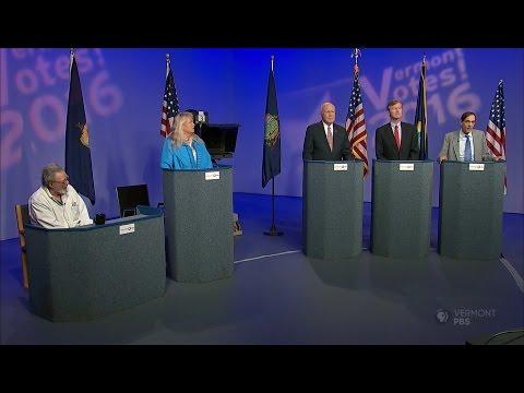 Vermont Votes - Candidates for US Senate 2016