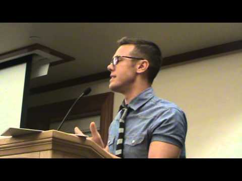 Benji Schwimmer Speaks at the 2013 Conference of Affirmation: LGBT Mormons, Families and Friends