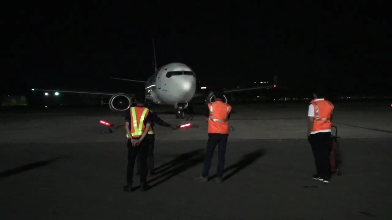 Pesawat Nam Air - YouTube