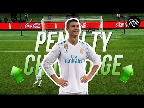 Cristiano Ronaldo ● PENALTY CHALLENGE - Test your intuition!