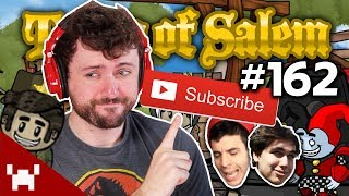 SUBSCRIBE TO PEWDIEPIE | Town of Salem w/ The Derp Crew #162