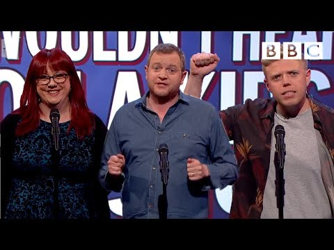 Things you wouldn't hear on a Kids' TV show - Mock the Week: Series 15 Episode 3 Preview - BBC Two
