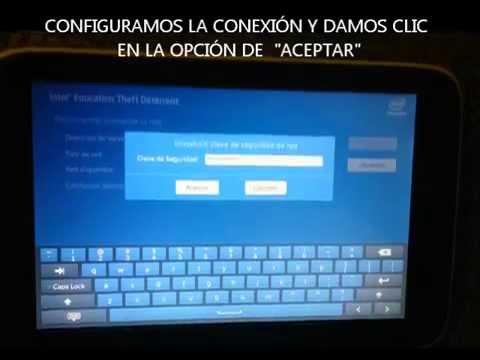 Desbloqueo Tablet IUSA