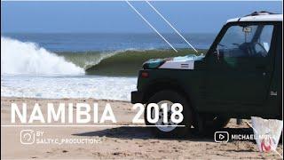 Namibia 2018 _ MY FIRST VLOG!