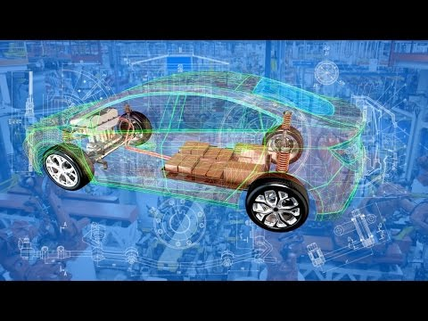 The Electric Car - Lithium Ion Battery Technology