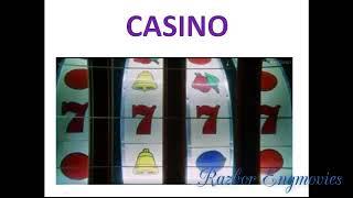Видеоурок по диалогу на английском языке. Casino
