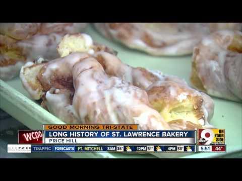 St. Lawrence Bakery has a long history