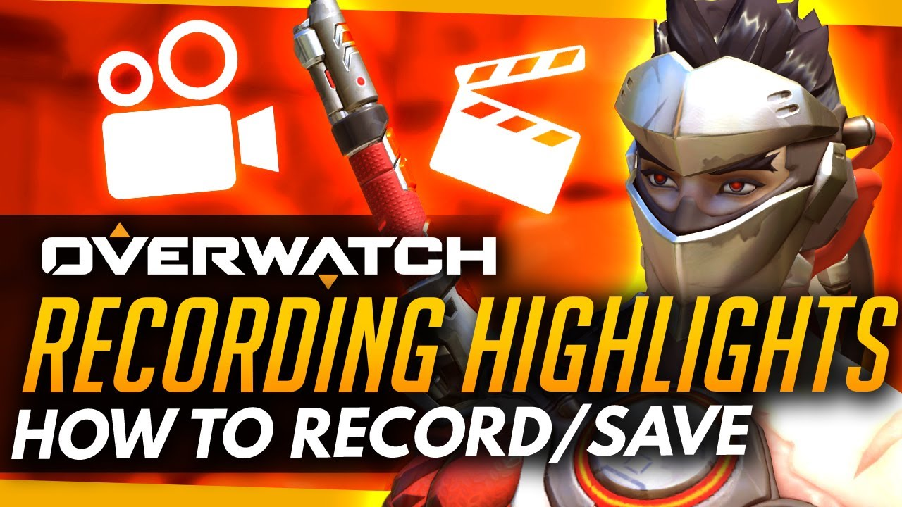 Overwatch | How To Record / Save HIGHLIGHTS To Your PC! - NEW FEATURE!