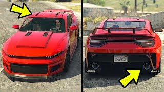 GTA 5 Online - 10 Things About The NEW DOMINATOR GTX You Need To Know (GTA 5 Tips, Tricks & Secrets)