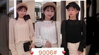 2020 03 12 광저우 싸허/스산항 도매시장 구매대…