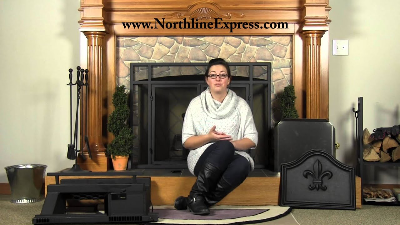 Products To Improve Your Fireplace Efficiency And Lower Heating Costs Youtube