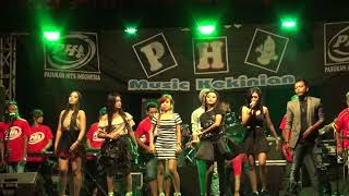 New PHI [ live in Dasun ]   All Artis