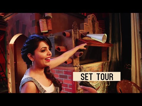 The Drama company SET VISIT with Sugandha Mishra | Exclusive Interview | Sony TV