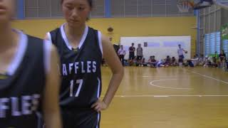 National Schools A Division Basketball 2018 - Girls vs NJC 9