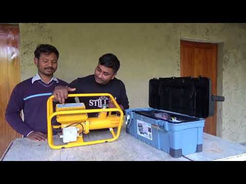 Sunlight Solar Pump Repair und Maintenance in Bangladesh