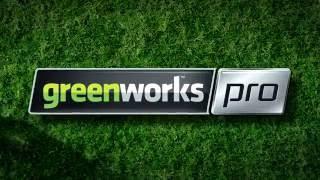 Greenworks Pro, 80-Volt, 500CFM Cordless Blower