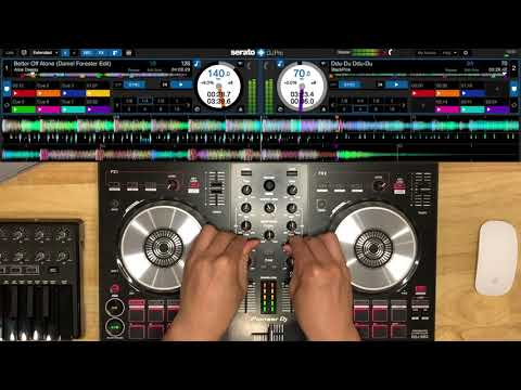Pioneer DDJ SB3 | BUILD UP LOOP TRANSITION | ELECTRO | K-POP | DANCE