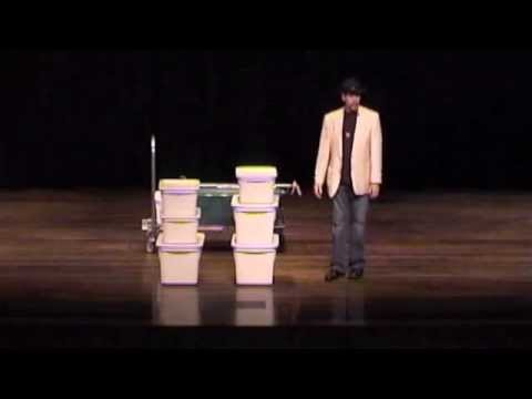 The Dirt Doctor, Howard Garrett - Allen Seminar 5   Daryl Sprout
