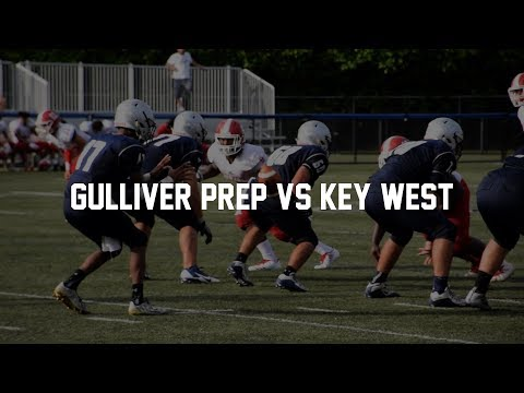 Recap Mix // Gulliver Prep vs Key West