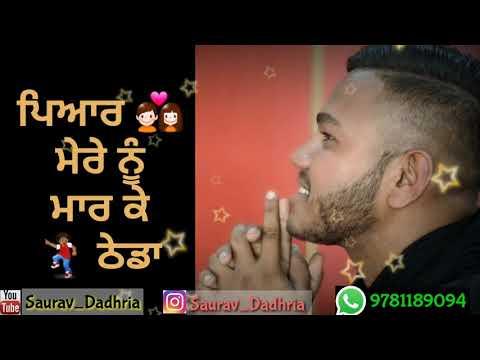 O dollar 💸gindi ae / Sad whatsap status / G khan #Saurav_Dadhria
