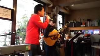2014/3/29 @板橋仲宿Dream's Cafe.